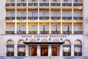 Grande Bretagne - Hotel that identifies with the City of Athens 1
