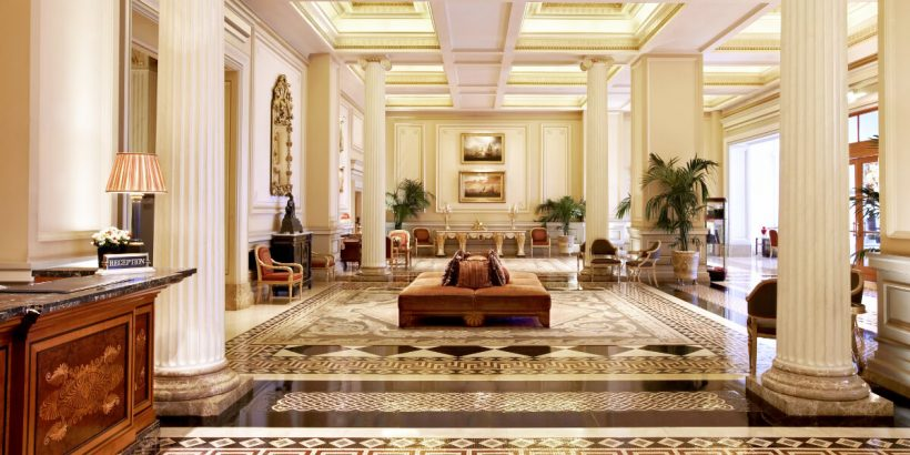 Grande Bretagne - Hotel that identifies with the City of Athens 2