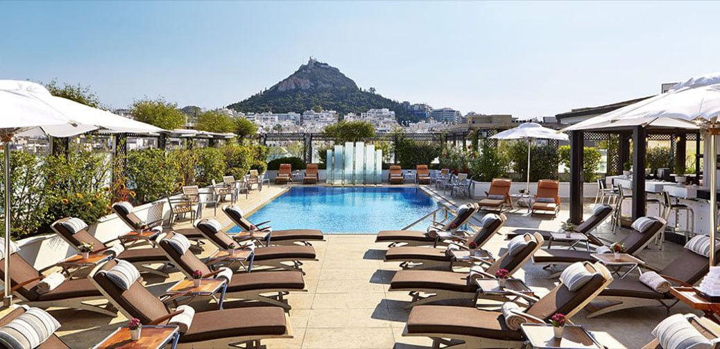 Grande Bretagne - Hotel that identifies with the City of Athens 3