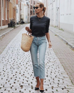 20 ideas on how to combine jeans in summer! 18