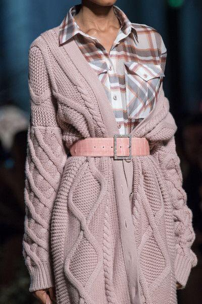 Knitted dresses / A bold trend for fall 2020 3