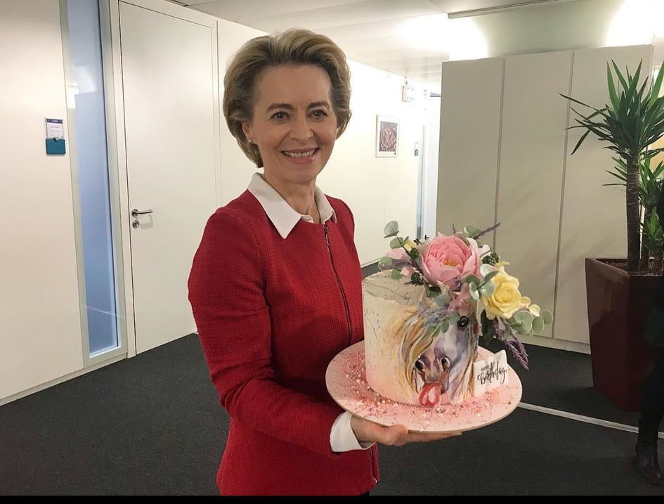 Ursula von der Leyen celebrates birthday / From Merkel's cabinet at the helm of European politics 1