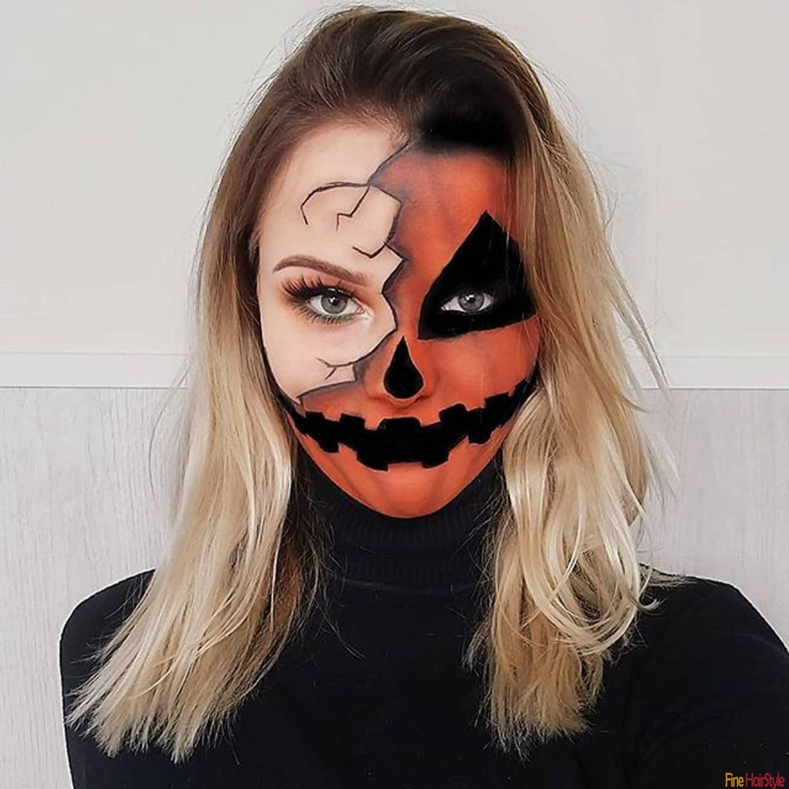 Halloween is approaching / 9 ideas for the right make-up 1