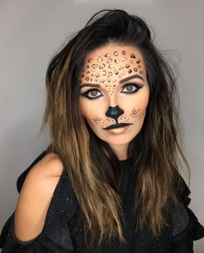 Halloween is approaching / 9 ideas for the right make-up 2