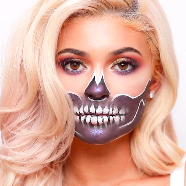 Halloween is approaching / 9 ideas for the right make-up 4