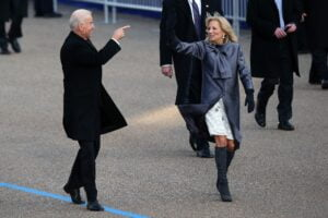 The style of Jill Biden, US First Lady through clothing 11