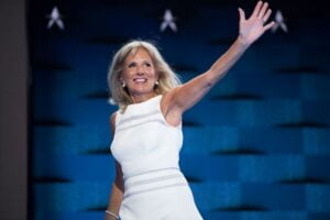 The style of Jill Biden, US First Lady through clothing 10