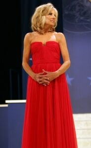 The style of Jill Biden, US First Lady through clothing 3