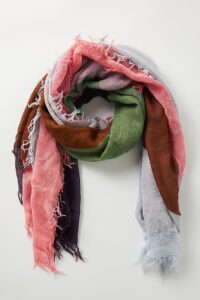 10 ideas for the scarf you should have in your wardrobe this winter 7