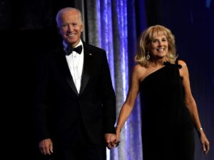 The style of Jill Biden, US First Lady through clothing 13