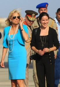 The style of Jill Biden, US First Lady through clothing 4