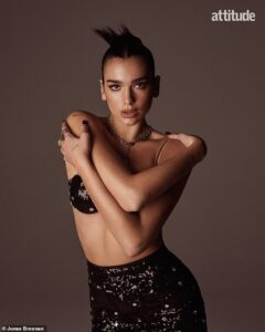 Dua Lipa: Even after I won the 'Grammy', there were people who were skeptical about my talent 3