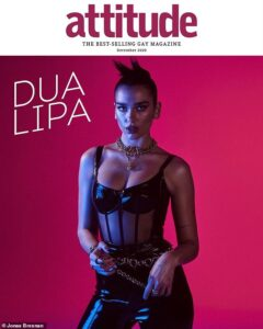 Dua Lipa: Even after I won the 'Grammy', there were people who were skeptical about my talent 4