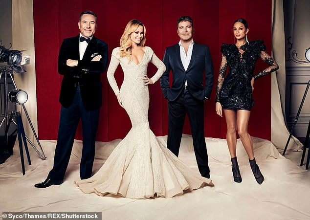 "Simon Cowell prepares to return to audition, but ""Britain's Got Talent"" makes the drastic decision 1"