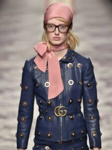 10 ways to combine the GUCCI belt 5