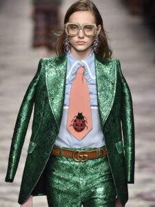 10 ways to combine the GUCCI belt 4