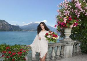 In the footsteps of the mother, Monica Bellucci's daughter, the face of the Dolce & Gabbana 2 campaign