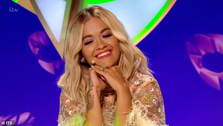 Rita Ora again part of the jury in & #039; The Masked Singer & #039; 1