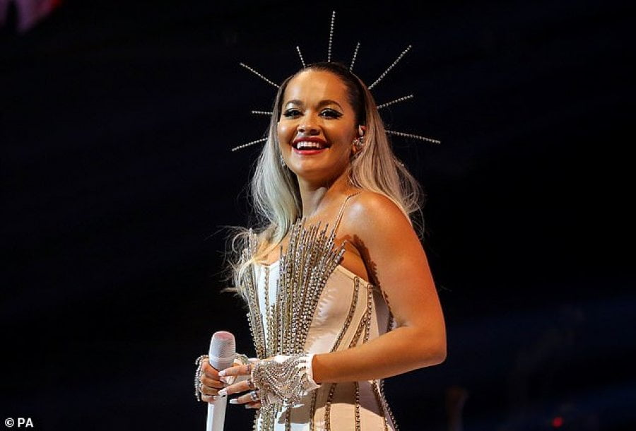 Rita Ora again part of the jury in & #039; The Masked Singer & #039; 2
