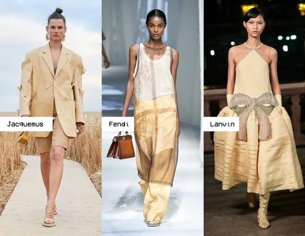 7 color trends of spring-summer 2021 1