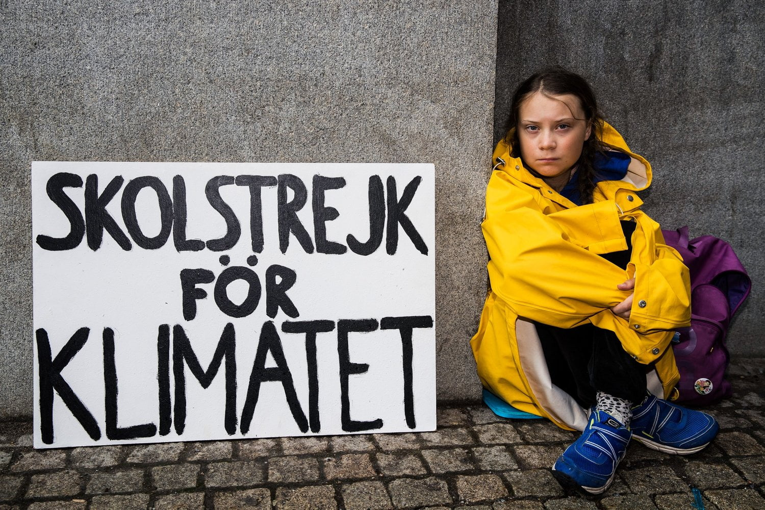 Greta Thunberg will be the image of the Swedish postage stamps 1