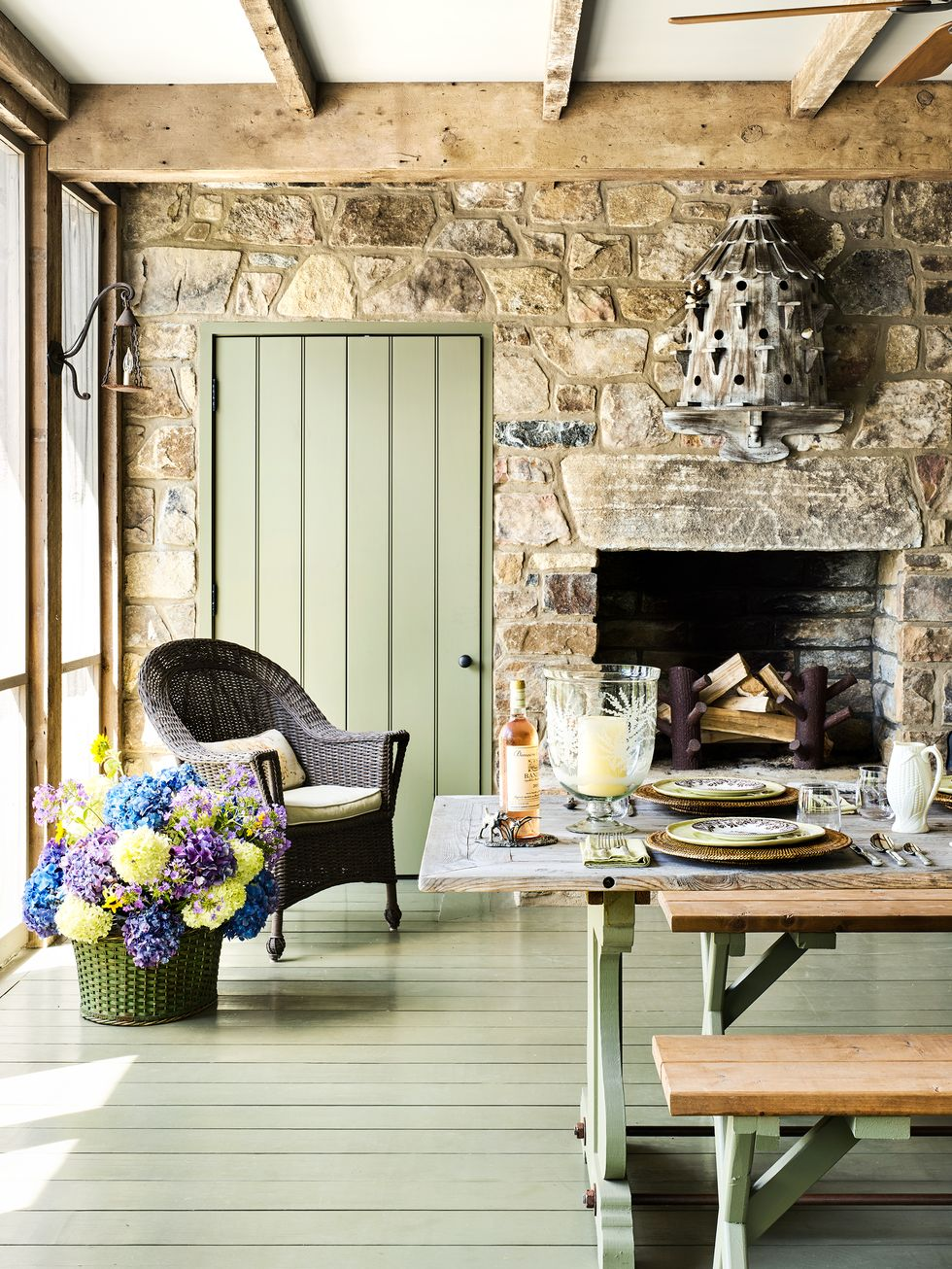 7 decorating tips for a perfect country house 2