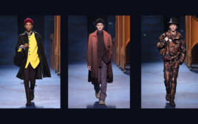 Autumn 2021 / Dior presents the men's collection 9